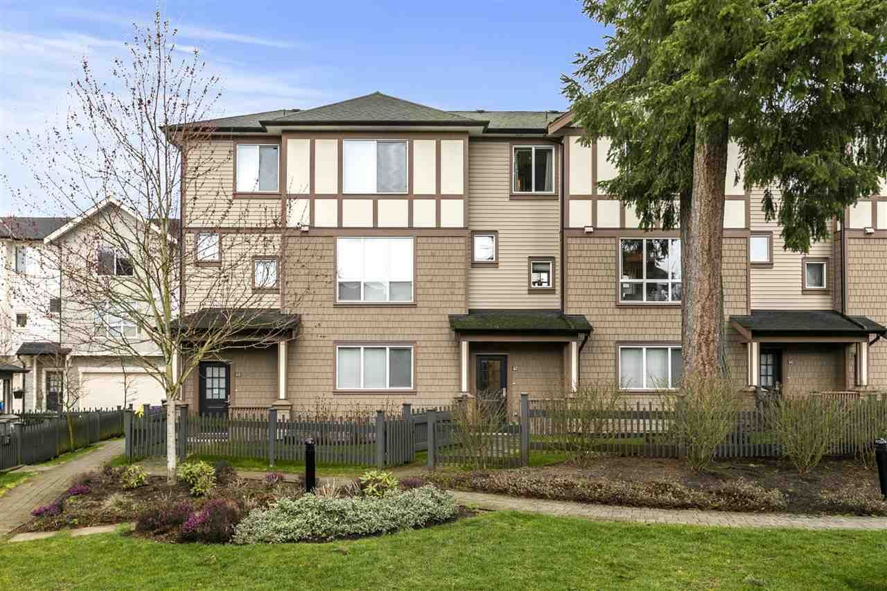 Main Photo: 47 7848 209 Street in Langley: Willoughby Heights Townhouse for sale : MLS®# R2556250