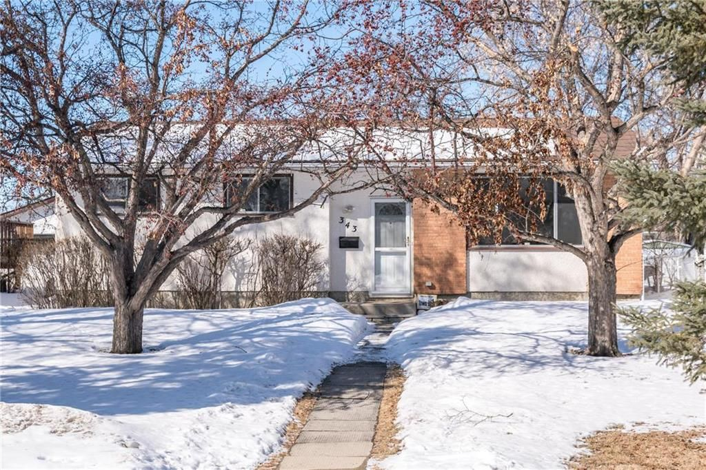 Main Photo: 343 Greenwood Avenue in Winnipeg: Residential for sale (2E)  : MLS®# 202005484