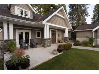 """Photo 2: 1128 TALL TREE Lane in North Vancouver: Canyon Heights NV House for sale in """"CANYON HEIGHTS"""" : MLS®# V1043343"""