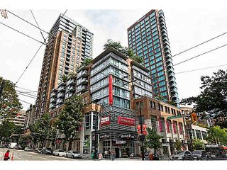 "Photo 1: 902 788 RICHARDS Street in Vancouver: Downtown VW Condo for sale in ""L'HERMITAGE"" (Vancouver West)  : MLS®# V1085842"