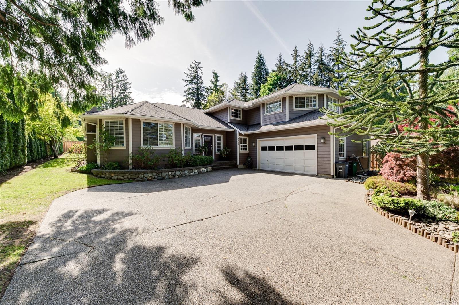 Main Photo: 5412 Lochside Dr in : SE Cordova Bay House for sale (Saanich East)  : MLS®# 876719