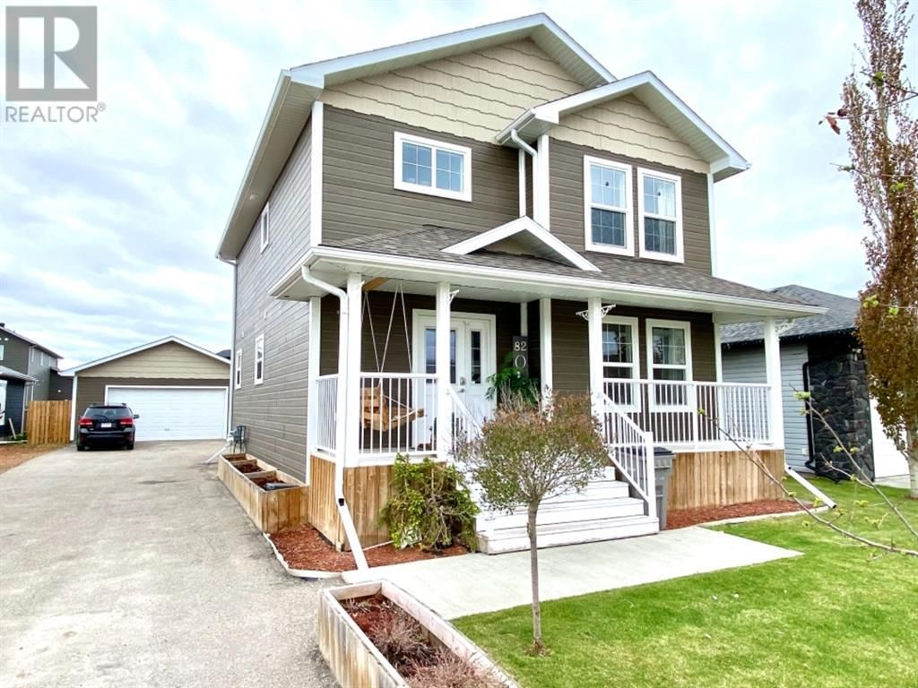 Main Photo: 82 Olson Crescent in Whitecourt: House for sale : MLS®# A1113441
