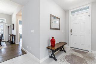 Photo 26: 168 Silverado Plains Park SW in Calgary: Silverado Row/Townhouse for sale : MLS®# A1121391