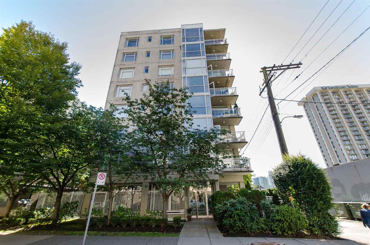 Photo 1: Photos: 802 1150 BUTE Street in Vancouver: West End VW Condo for sale (Vancouver West)  : MLS®# R2191092