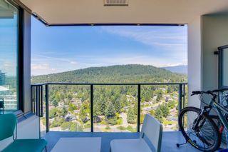 "Photo 9: 2508 602 COMO LAKE Avenue in Coquitlam: Coquitlam West Condo for sale in ""UPTOWN 1"" : MLS®# R2594625"