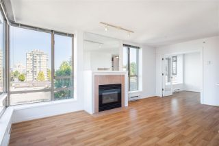 Photo 9: 603 1405 W 12TH AVENUE in Vancouver: Fairview VW Condo for sale (Vancouver West)  : MLS®# R2485355