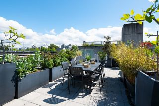 """Photo 29: 508 1540 W 2ND Avenue in Vancouver: False Creek Condo for sale in """"WATERFALL"""" (Vancouver West)  : MLS®# R2594378"""
