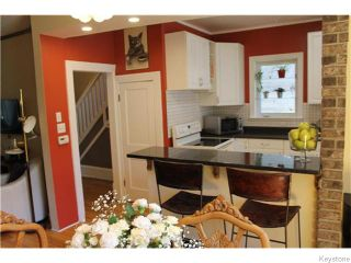 Photo 6: 676 Beresford Avenue in Winnipeg: Manitoba Other Residential for sale : MLS®# 1616613