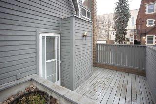 Photo 30: 5 10032 113 Street in Edmonton: Zone 12 Condo for sale : MLS®# E4238645