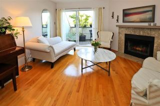 Photo 4: 107 3753 W 10TH Avenue in Vancouver: Point Grey Townhouse for sale (Vancouver West)  : MLS®# R2502450