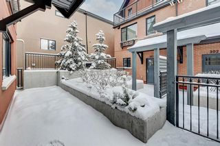 Photo 40: 101 1818 14A Street SW in Calgary: Bankview Row/Townhouse for sale : MLS®# A1066829