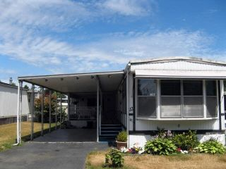 Photo 1: 12 7850 KING GEORGE Boulevard in Surrey: West Newton Manufactured Home for sale : MLS®# R2516366