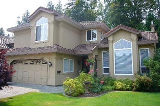 Photo 1: 983 163RD ST in Surrey: House for sale (White Rock)  : MLS®# F1021083