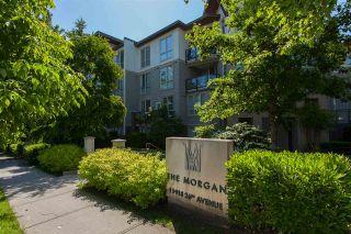 """Photo 2: 110 15918 26 Avenue in Surrey: Grandview Surrey Condo for sale in """"The Morgan"""" (South Surrey White Rock)  : MLS®# R2190229"""