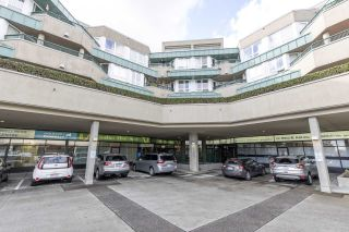 "Photo 3: A231 2099 LOUGHEED Highway in Port Coquitlam: Glenwood PQ Condo for sale in ""Shaughnessy Square"" : MLS®# R2542520"