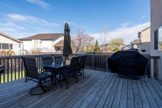 Photo 33: 135 William Gibson Bay in Winnipeg: Canterbury Park Residential for sale (3M)  : MLS®# 202010701