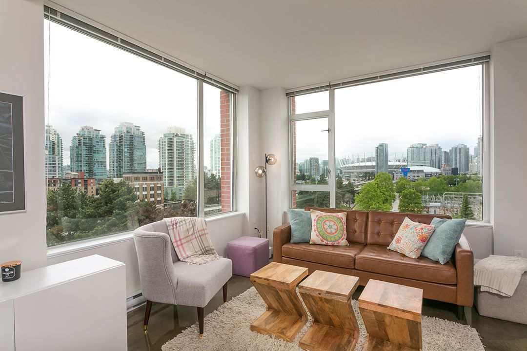 """Photo 12: Photos: 702 221 UNION Street in Vancouver: Strathcona Condo for sale in """"V6A"""" (Vancouver East)  : MLS®# R2372074"""