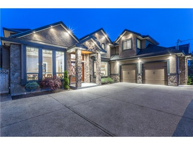 Main Photo: 345 MUNDY ST in Coquitlam: Coquitlam East House for sale : MLS®# V1120861