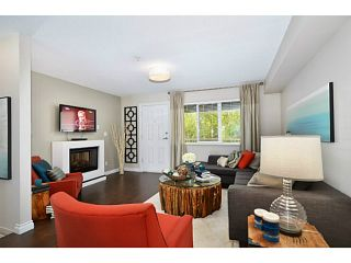 """Photo 3: 6 1268 RIVERSIDE Drive in Port Coquitlam: Riverwood Townhouse for sale in """"SOMERSTON LANE"""" : MLS®# V1012744"""