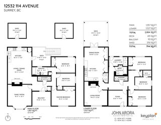 Photo 40: 12532 114 Avenue in Surrey: Bridgeview House for sale (North Surrey)  : MLS®# R2532332
