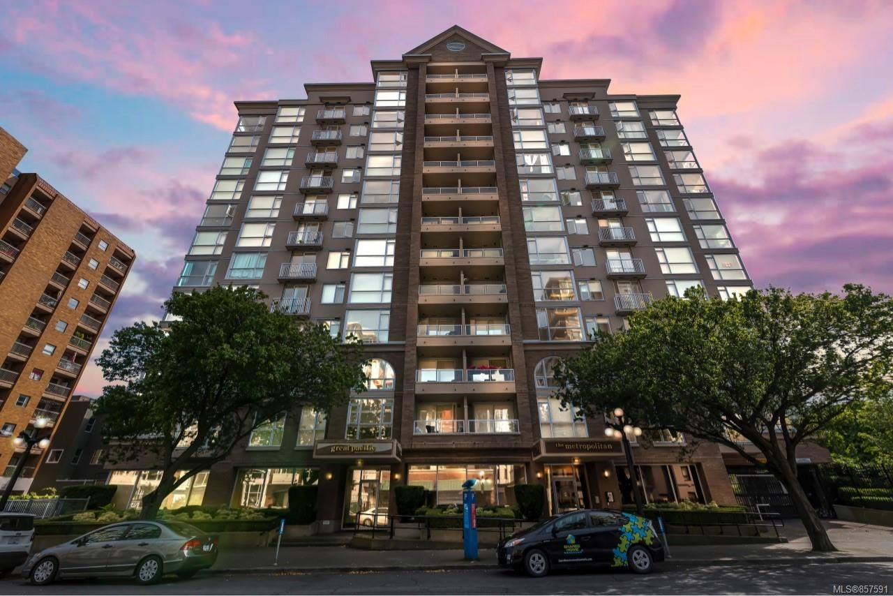 Main Photo: 1209 835 View St in : Vi Downtown Condo for sale (Victoria)  : MLS®# 857591