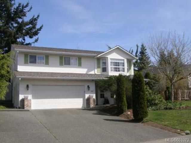 Main Photo: 1542 SITKA Avenue in COURTENAY: Z2 Courtenay East House for sale (Zone 2 - Comox Valley)  : MLS®# 603373