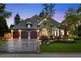"Photo 1: 3415 CANTERBURY Drive in Surrey: Morgan Creek House for sale in ""MORGAN CREEK"" (South Surrey White Rock)  : MLS®# R2473403"
