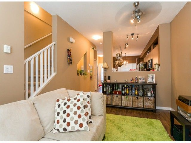 """Photo 9: Photos: 93 18701 66TH Avenue in Surrey: Cloverdale BC Townhouse for sale in """"Encore"""" (Cloverdale)  : MLS®# F1405952"""