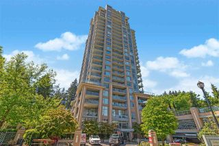 """Photo 1: 701 280 ROSS Drive in New Westminster: Fraserview NW Condo for sale in """"THE CARLYLE"""" : MLS®# R2590927"""