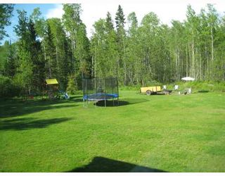 """Photo 10: 8250 JOHNSON Road in Prince_George: Pineview House for sale in """"PINEVIEW"""" (PG Rural South (Zone 78))  : MLS®# N183293"""