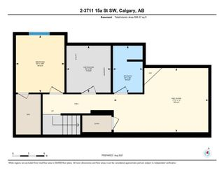 Photo 33: 2 3711 15A Street SW in Calgary: Altadore Row/Townhouse for sale : MLS®# A1144240