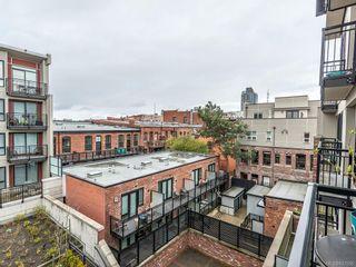 Photo 18: 406 528 Pandora Ave in Victoria: Vi Downtown Condo for sale : MLS®# 837056