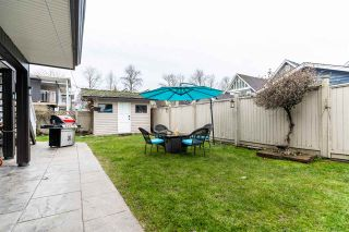 Photo 34: 168 SPAGNOL Street in New Westminster: Queensborough House for sale : MLS®# R2542151
