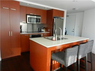 """Photo 2: 1806 1255 SEYMOUR Street in Vancouver: Downtown VW Condo for sale in """"ELAN"""" (Vancouver West)  : MLS®# V1056105"""