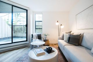 """Photo 7: 109 1080 PACIFIC Street in Vancouver: West End VW Condo for sale in """"THE CALIFORNIAN"""" (Vancouver West)  : MLS®# R2541335"""