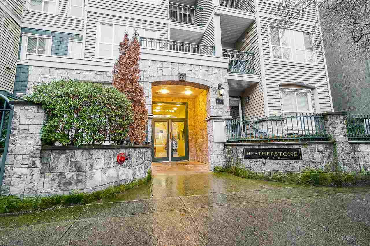 "Main Photo: 208 3278 HEATHER Street in Vancouver: Cambie Condo for sale in ""HEATHERSTONE"" (Vancouver West)  : MLS®# R2327887"