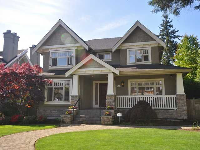 Exterior Front: Absolutely marvelous character home in PRESTIGIOUS MACKENZIE HEIGHTS with beautiful street appeal
