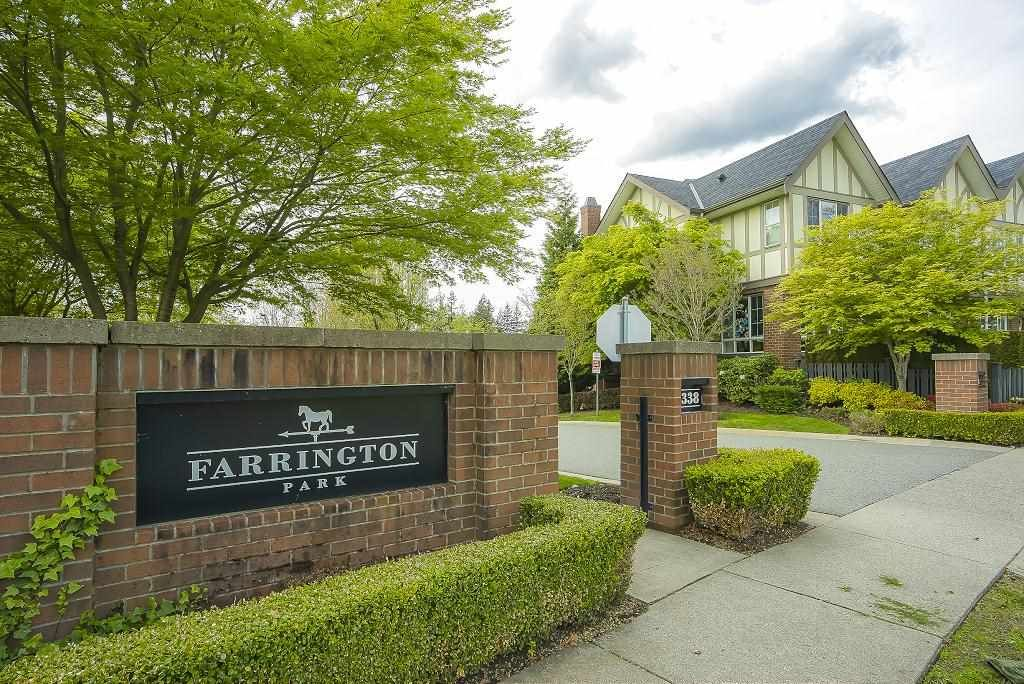 """Main Photo: 48 1338 HAMES Crescent in Coquitlam: Burke Mountain Townhouse for sale in """"FARRINGTON PARK"""" : MLS®# R2453461"""