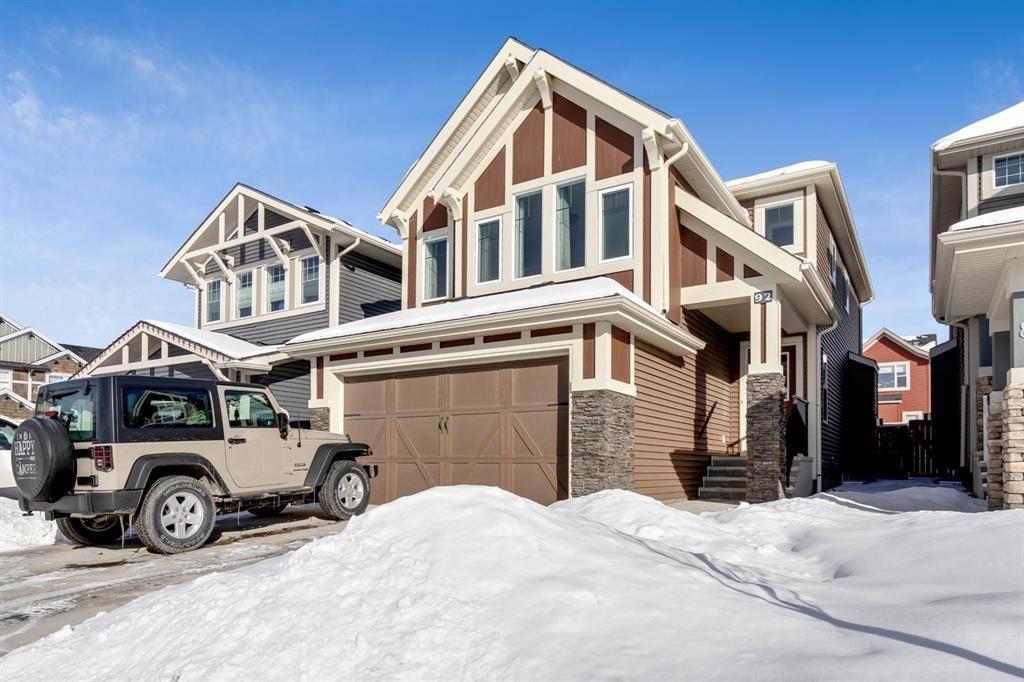 Main Photo: 92 Sunrise Terrace: Cochrane Detached for sale : MLS®# A1070584