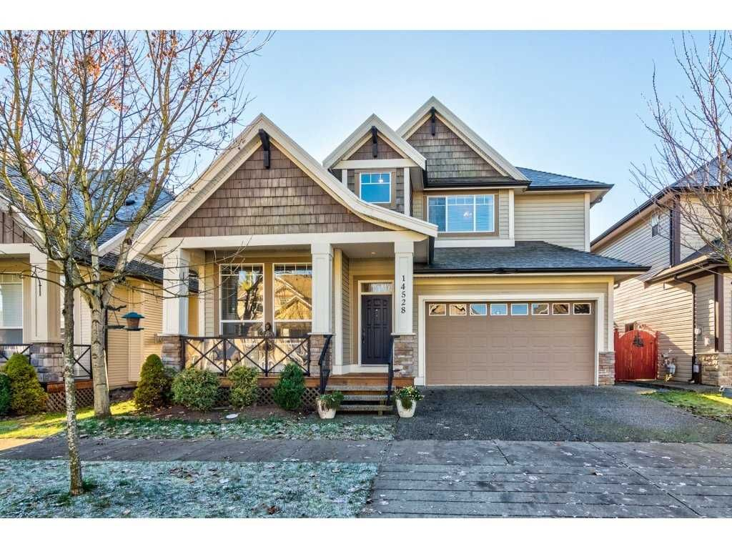 Main Photo: 14528 59A Ave, in Surrey: Sullivan Station House for sale : MLS®# R2327407