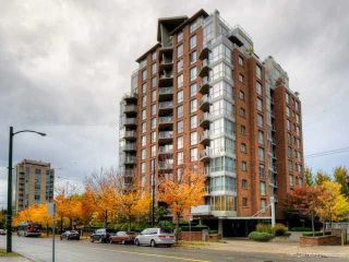 Photo 1: 1206 1575 W 10TH Avenue in Vancouver: Fairview VW Condo for sale (Vancouver West)  : MLS®# V1089811