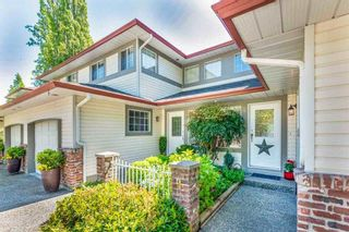 Photo 1: 4 22268 116 Avenue in Maple Ridge: West Central Townhouse for sale : MLS®# R2572281