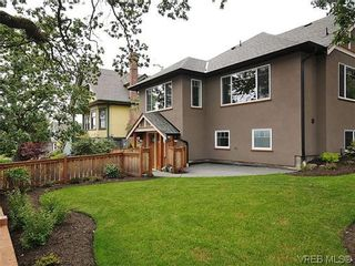 Photo 20: 1274 Vista Hts in VICTORIA: Vi Hillside Half Duplex for sale (Victoria)  : MLS®# 611096