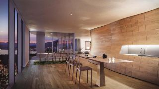 """Photo 3: 2404 1550 ALBERNI Street in Vancouver: West End VW Condo for sale in """"Alberni by Kengo Kuma"""" (Vancouver West)  : MLS®# R2581583"""