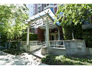 "Photo 1: 506 867 HAMILTON Street in Vancouver: Downtown VW Condo for sale in ""JARDINE'S LOOKOUT"" (Vancouver West)  : MLS®# V926909"