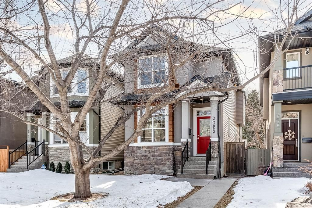 Main Photo: 2023 41 Avenue SW in Calgary: Altadore Detached for sale : MLS®# A1084664