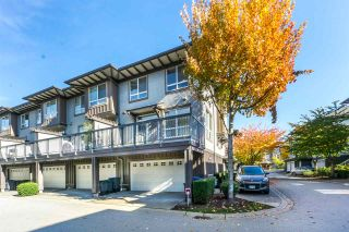 """Photo 1: 37 18777 68A Street in Surrey: Clayton Townhouse for sale in """"COMPASS"""" (Cloverdale)  : MLS®# R2340695"""