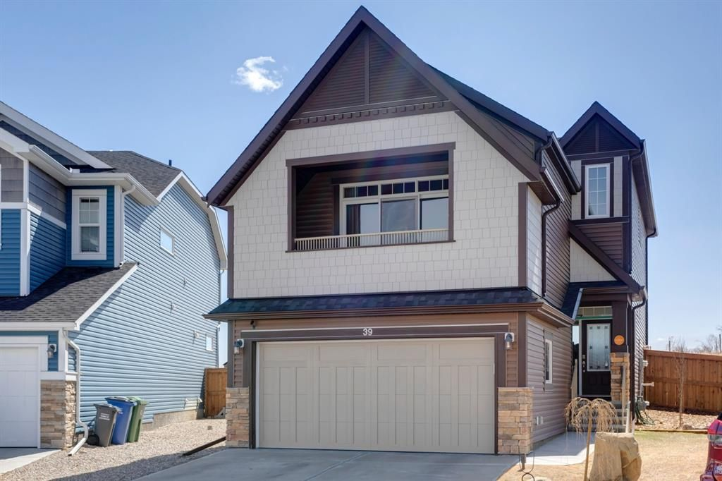 Main Photo: 39 Fireside Crescent: Cochrane Detached for sale : MLS®# A1097248