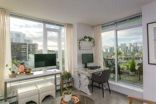 "Photo 9: 1001 1887 CROWE Street in Vancouver: False Creek Condo for sale in ""Pinnacle Living"" (Vancouver West)  : MLS®# R2540365"