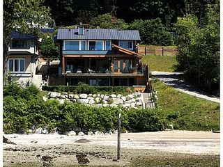 Photo 20: 3771 DOLLARTON Highway in North Vancouver: Roche Point Home for sale ()  : MLS®# V1041520